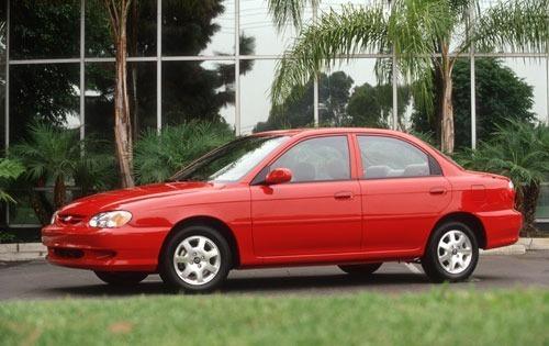 2001 kia sephia sedan ls fq oem 1 500