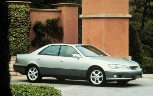 2001 lexus es 300 sedan base fq oem 1 500