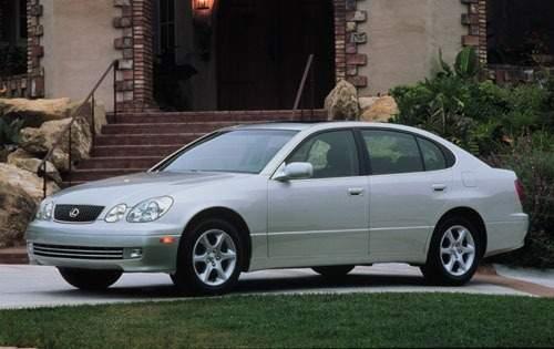 2001 lexus gs 300 sedan base fq oem 1 500