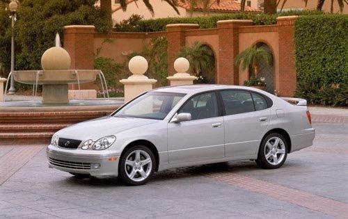 2001 lexus gs 430 sedan base fq oem 1 500