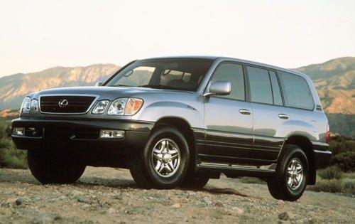 2001 lexus lx 470 4dr suv base fq oem 1 500