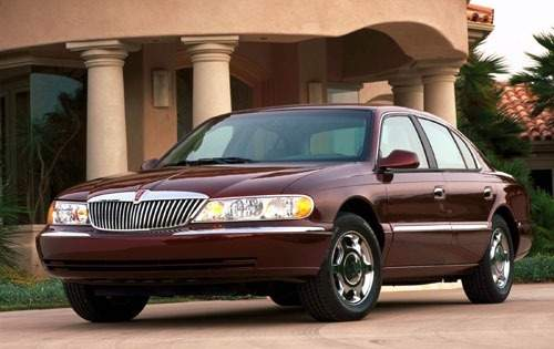 2001 lincoln continental sedan base fq oem 1 500
