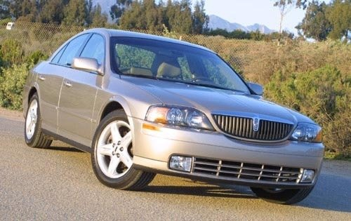 2001 lincoln ls sedan base fq oem 1 500