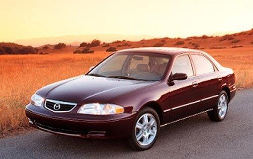2001 mazda 626 sedan es fq oem 1 500