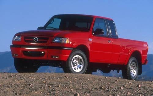 2001 mazda b series extended cab pickup b3000 dual sport fq oem 1 500