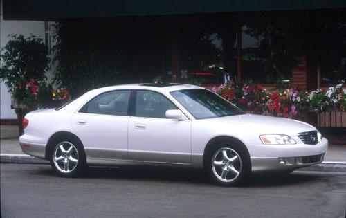 2001 mazda millenia sedan s fq oem 1 500