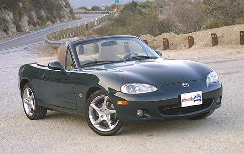 2001 mazda mx 5 miata convertible special edition fq oem 1 500