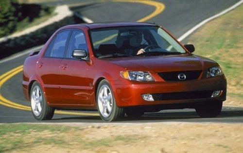 2001 mazda protege sedan es fq oem 1 500
