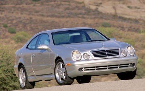 2001 mercedes benz clk class coupe clk430 fq oem 1 500