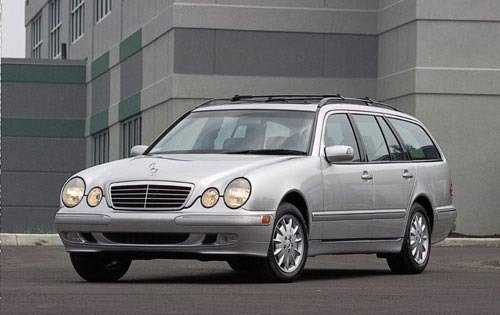 2001 mercedes benz e class wagon e320 fq oem 1 500
