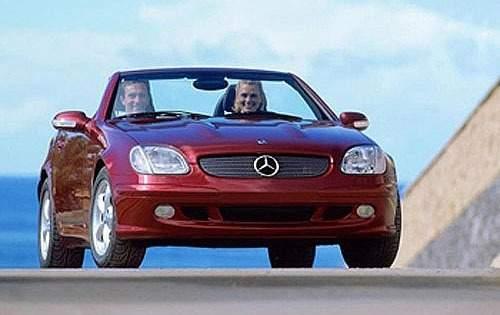 2001 mercedes benz slk class convertible slk320 fq oem 1 500