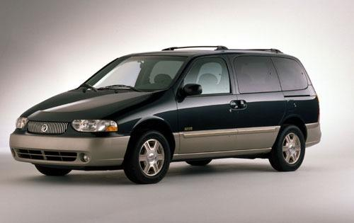 2001 mercury villager passenger minivan estate fq oem 1 500
