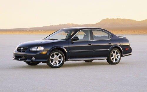 2001 nissan maxima sedan se 20th anniversary fq oem 1 500