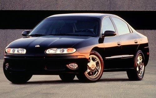 2001 oldsmobile aurora sedan 35 fq oem 1 500