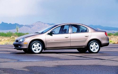2001 plymouth neon sedan highline s oem 1 500