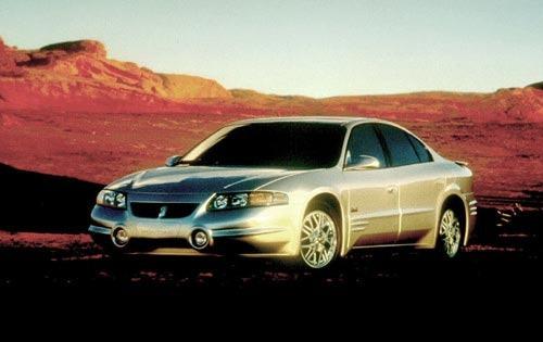2001 pontiac bonneville sedan sle fq oem 1 500