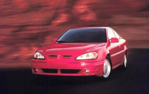 2001 pontiac grand am coupe gt fq oem 1 500