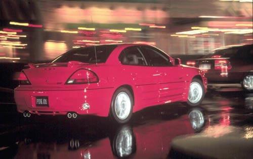2001 pontiac grand am sedan gt rq oem 1 500
