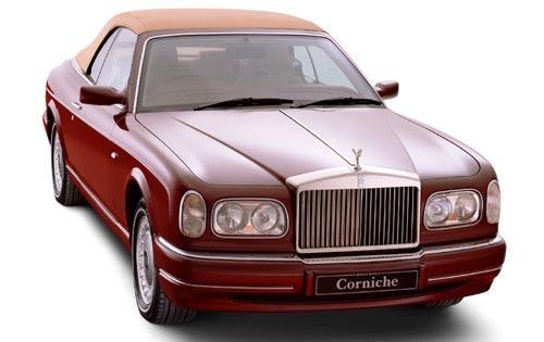 2001 rolls royce corniche convertible base fq oem 1 500