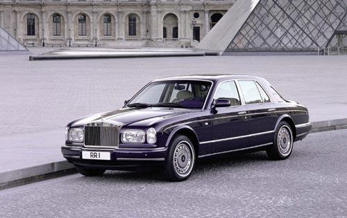 2001 rolls royce silver seraph sedan base fq oem 1 500