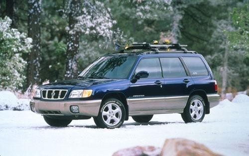 2001 subaru forester wagon s fq oem 1 500