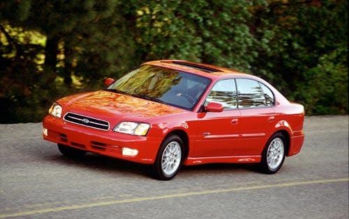 2001 subaru legacy sedan gt fq oem 1 500