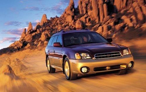 Maintenance Schedule for Subaru Outback | Openbay