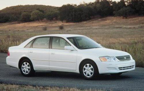 2001 toyota avalon sedan xls fq oem 1 500