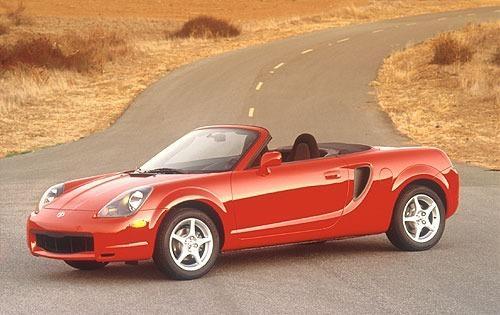 2001 toyota mr2 spyder convertible base fq oem 1 500