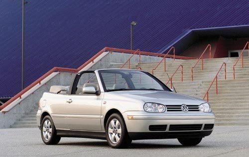 2001 volkswagen cabrio convertible glx fq oem 1 500