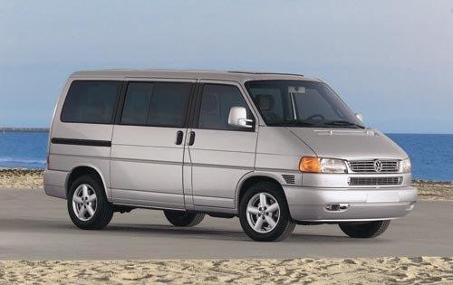 2001 volkswagen eurovan passenger minivan gls fq oem 1 500