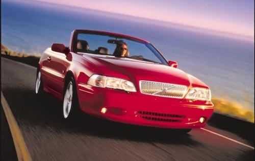 2001 volvo c70 convertible lt fq oem 1 500