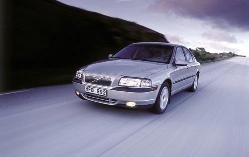 2001 volvo s80 sedan t6 fq oem 1 500
