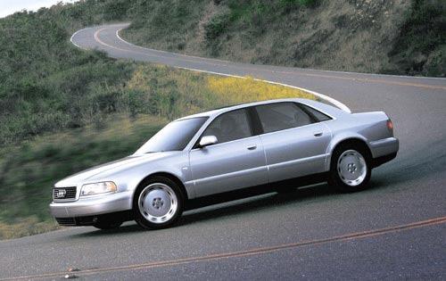 2002 audi a8 sedan l quattro fq oem 1 500