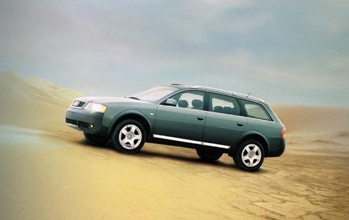 2002 audi allroad quattro wagon base fq oem 1 500
