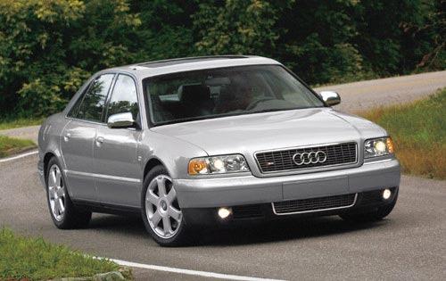 2002 audi s8 sedan quattro fq oem 1 500