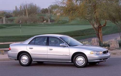2002 buick century sedan limited fq oem 1 500