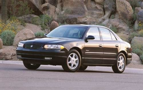 2002 buick regal sedan ls fq oem 1 500