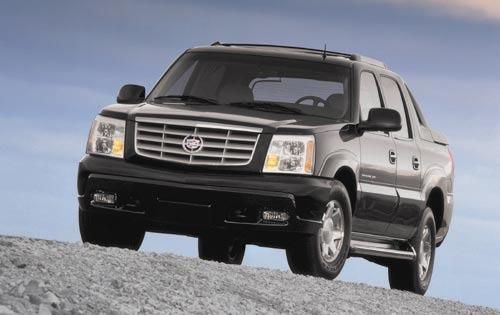 2002 cadillac escalade ext crew cab pickup base fq oem 1 500