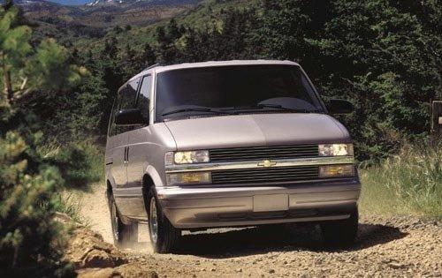 2002 chevrolet astro passenger minivan ls f oem 1 500