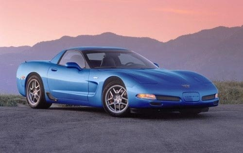 2002 chevrolet corvette coupe z06 fq oem 1 500