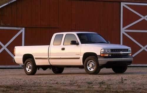 2002 chevrolet silverado 2500 extended cab pickup lt fq oem 1 500
