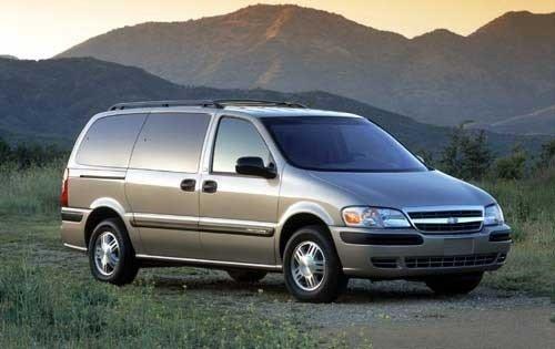 2002 chevrolet venture passenger minivan lt fq oem 1 500