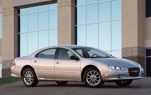 2002 chrysler concorde sedan limited fq oem 1 500