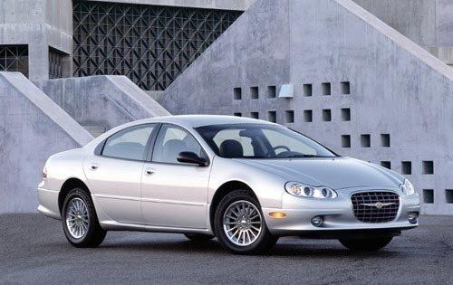 2002 chrysler concorde sedan lx fq oem 1 500