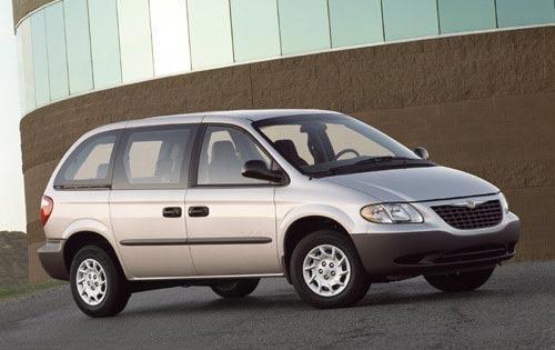2002 chrysler voyager passenger minivan base fq oem 1 500