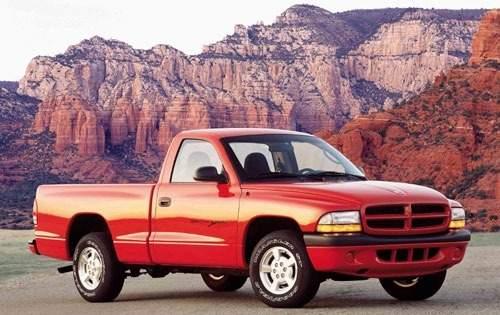 2002 dodge dakota regular cab pickup base fq oem 1 500