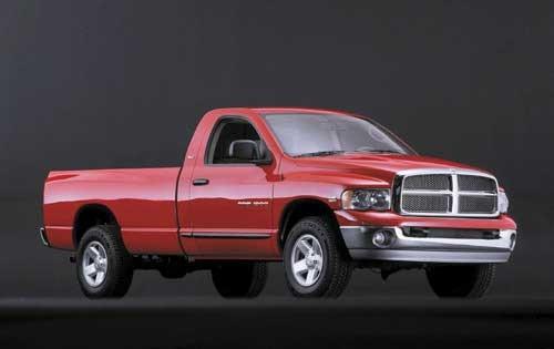 2002 dodge ram pickup 1500 regular cab pickup slt fq oem 1 500
