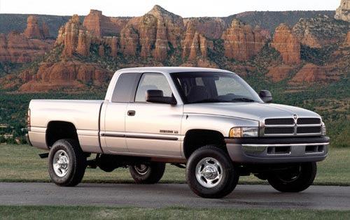 2002 dodge ram pickup 2500 extended cab pickup slt fq oem 1 500