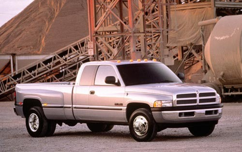 2002 dodge ram pickup 3500 extended cab pickup st fq oem 1 500